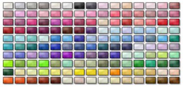 Over 100 Satin Colors Available